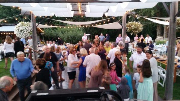 Mt. Hood B & B Wedding 8-19-17
