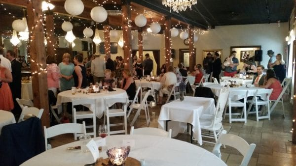 Troutdale House Wedding (9-4-17)
