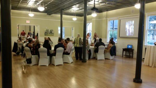 Fort Vancouver Artillery Barracks Wedding Reception (9-16-17)