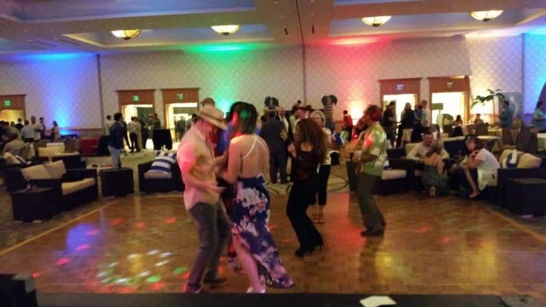 January Beach Party At Vancouver WA Hilton (1-11-18)