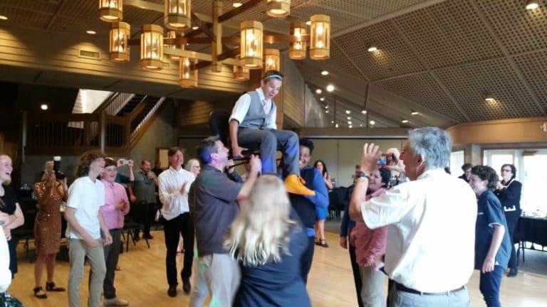 Portland Bar Mitzvah (5-5-18)