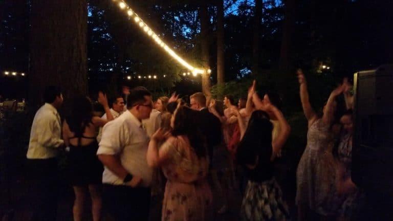 Wedding Celebration Stonehedge Gardens Hood River (6-2-18)