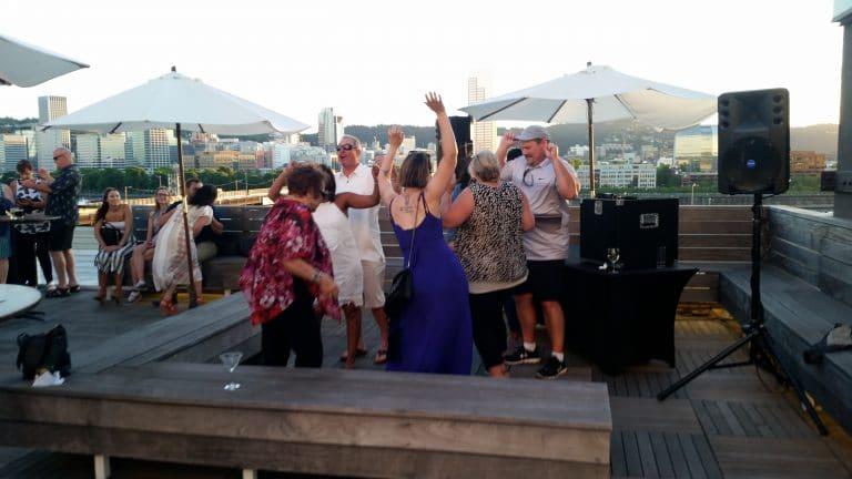 Company Party Eastside Exchange Portland Oregon (7-7-18)