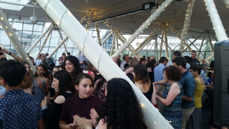 Bat Mitzvah Party World Trade Center (7-14-18)