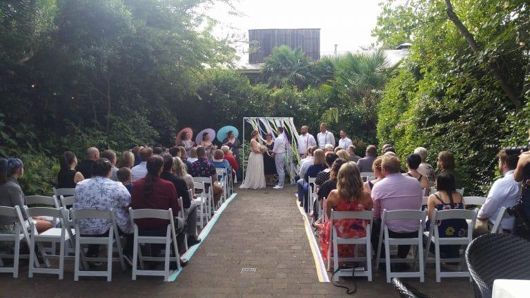 Karaoke Wedding McMenamins Kennedy School (8-24-18)