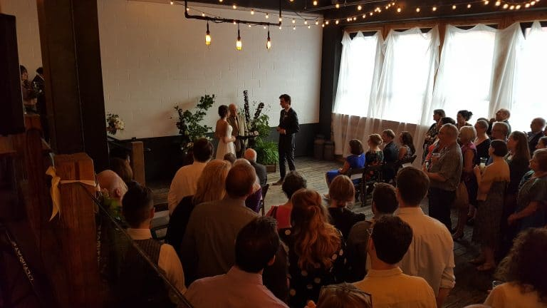 Union/Pine Portland Wedding (9-7-18)