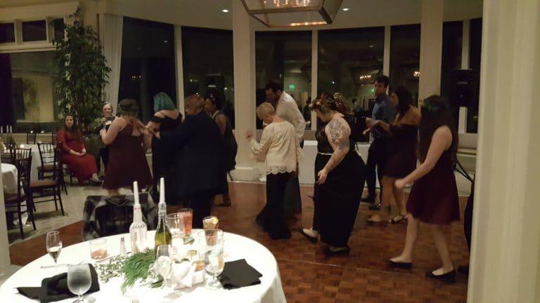 Wedding Waverley Country Club Milwaukie (9-24-18)