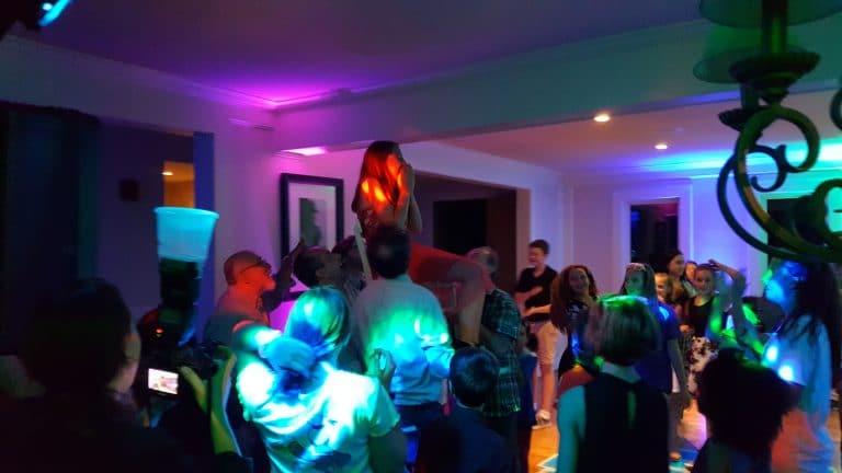Bat Mitzvah DJ (9-8-18)