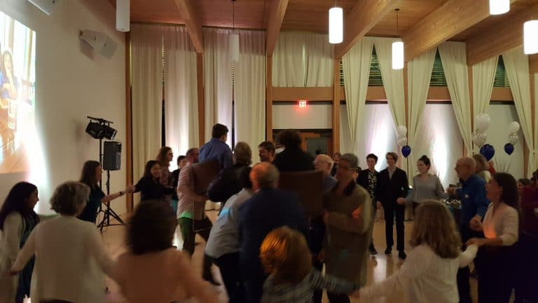 B'nai Mitzvah At Broder Söder Portland Oregon (10-6-18)