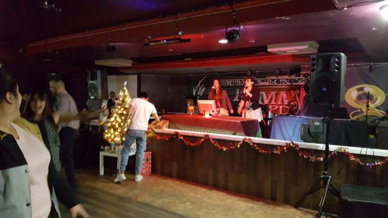 Portland Corporate Holiday Karaoke Party (12-9-18)
