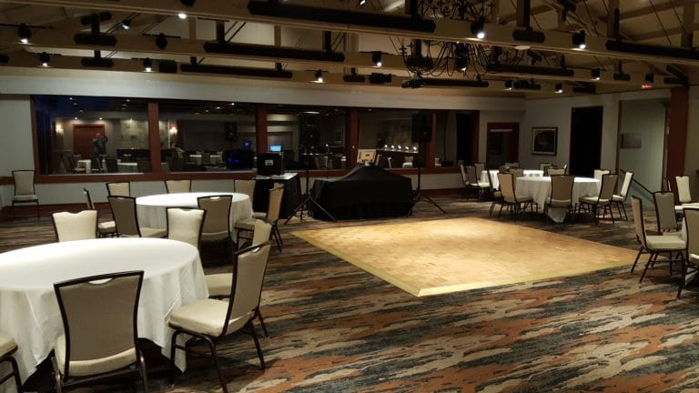 Corporate Karaoke Party Salishan Resort (2-2-19)