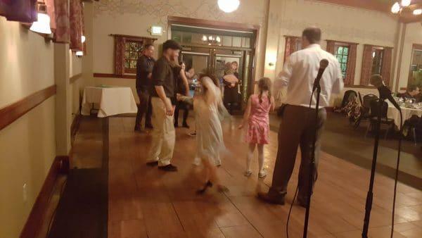McMenamins Edgefield Karaoke Wedding (3-2-19)