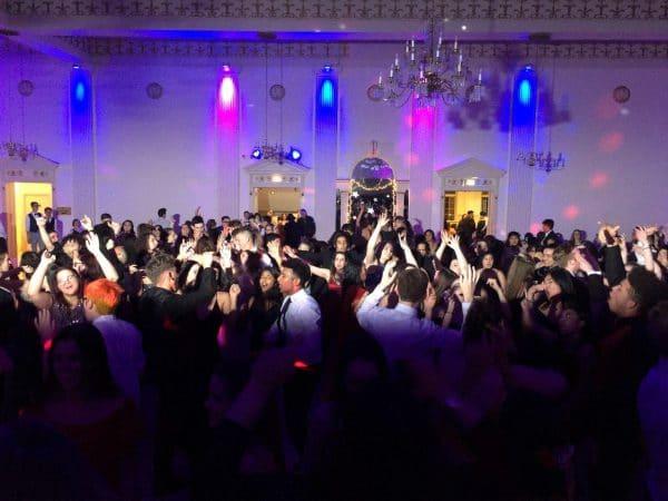High School Prom DJs (Heritage HS Vancouver WA) 4-27-19