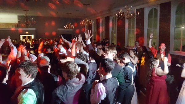 High School Prom DJs (Stayton HS Stayton OR) 4-27-19