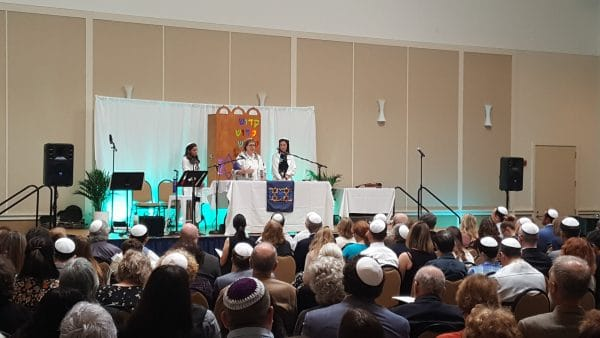 B'not Mitzvah Celebration MJCC Portland (5-5-19)