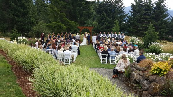 Maple Leaf Events Wedding Stevenson WA (7-6-19)