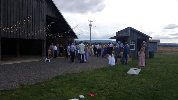 The Butler Barn Country Wedding (7-13-19)