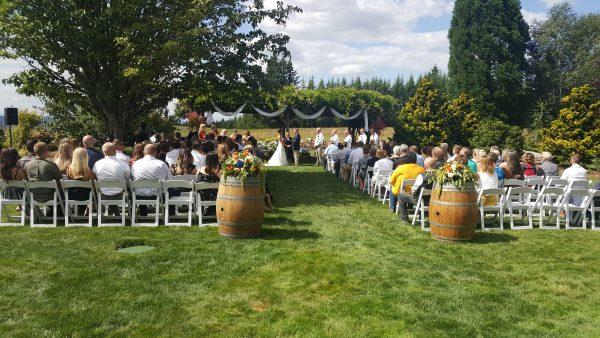Wonser Woods Estate Estacada Wedding (7-18-19)