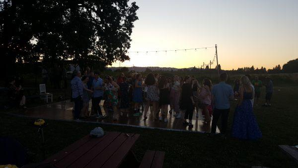 Bat Mitzvah Party on Sauvie Island (7-20-19)