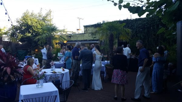 Noho's Hawaiian Cafe Wedding Reception (8-25-19)
