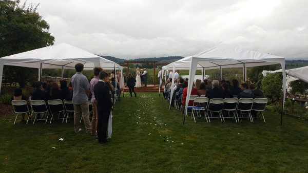 Cornelius Oregon Wedding (9-15-19)