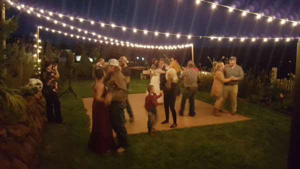 Wedding at Husum Highlands Bed & Breakfast White Salmon (9-21-19)