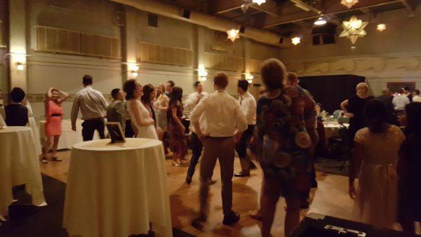 October Wedding McMenamins Kennedy School 2019