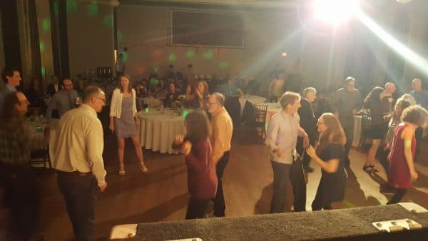 Bennett's Bar Mitzvah West End Ballroom (10-26-19)