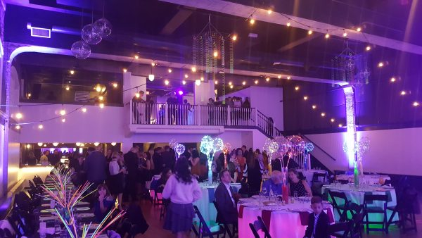 Portland Bar Mitzvah At The Evergreen (10-12-19)