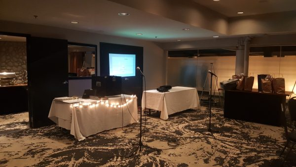 Corporate Holiday Karaoke Party Portland Oregon (12-11-19)