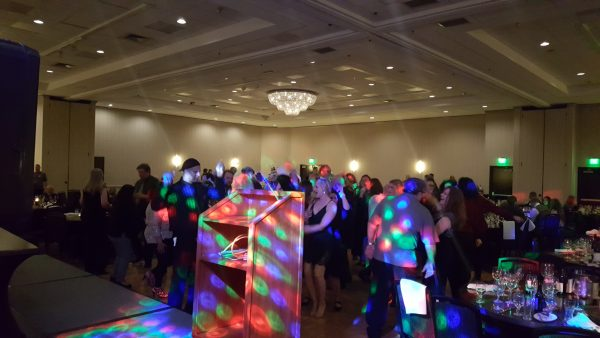 Company Party Embassy Suites Washington Square (12-14-19)