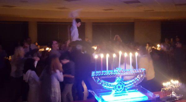 Bar Mitzvah Neveh Shalom Portland (12-28-19)