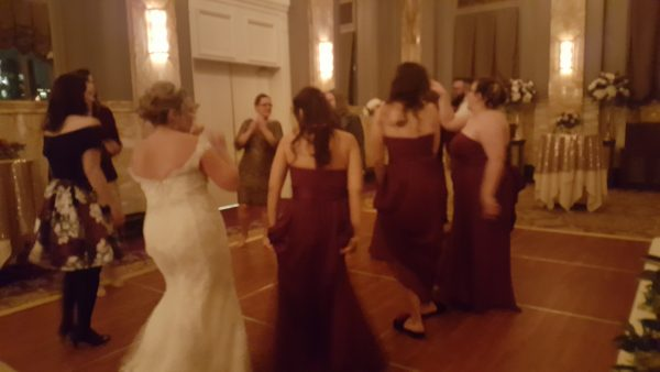 January Wedding Sentinel Hotel Portland (1-17-20)