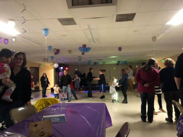 NWDSA Fun-Raiser Dance Camas Washington (2-29-20)