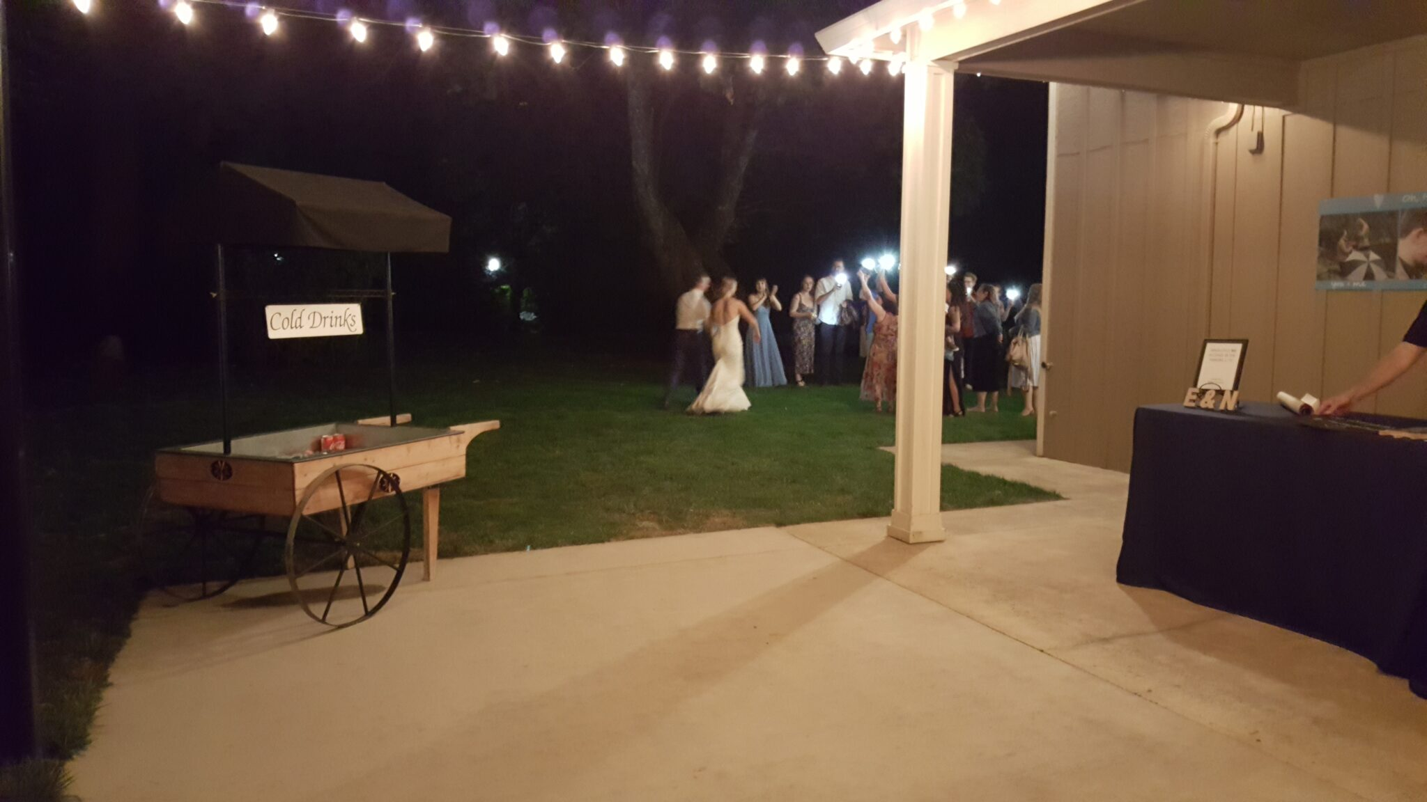 Yellow Gold Farm Wedding (8-22-20)