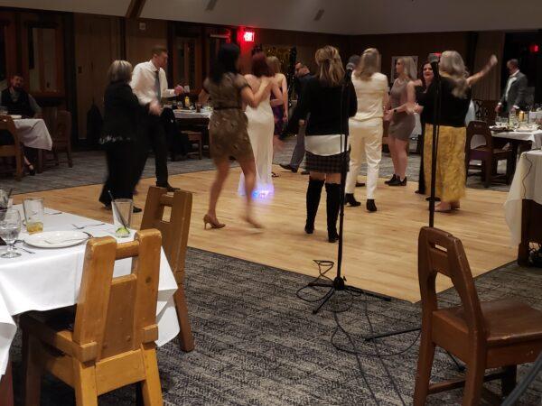 Oregon Karaoke Wedding Timberline Lodge (4-3-21)