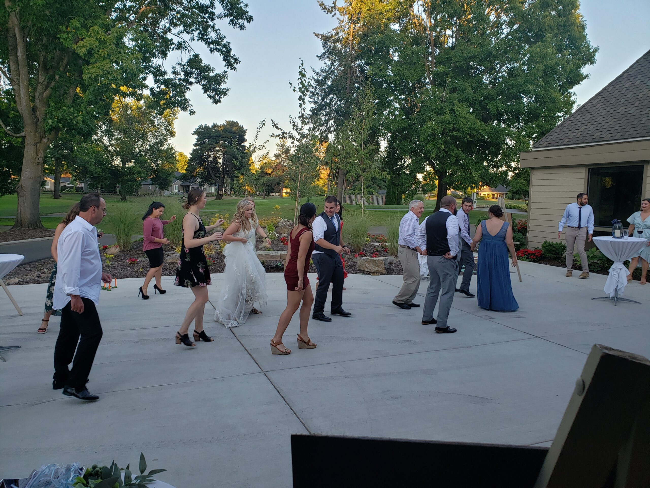 Charbonneau Country Club Wilsonville Wedding (7-24-2021)