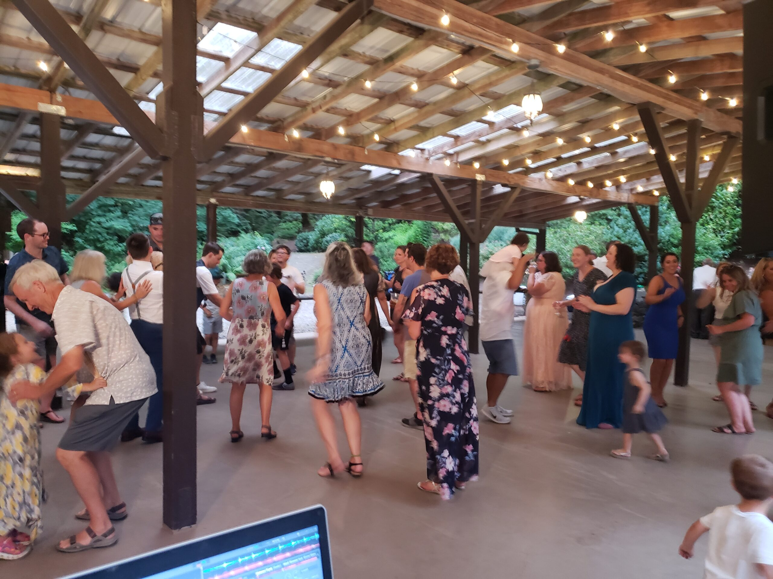 Horning's Hideout Wedding In North Plains (7-30-2021)