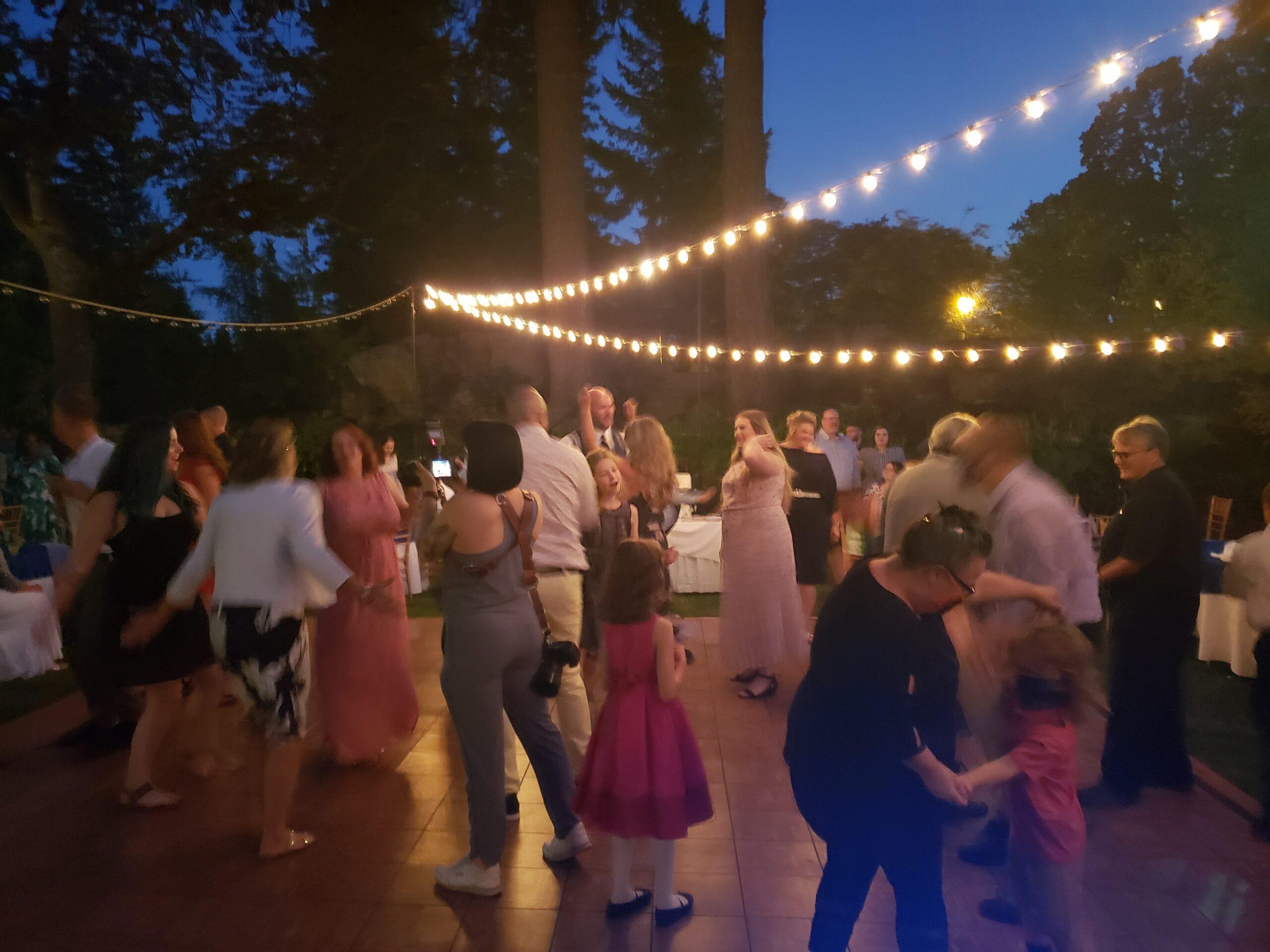 Columbia Gorge Hotel Wedding Hood River (8-28-21)
