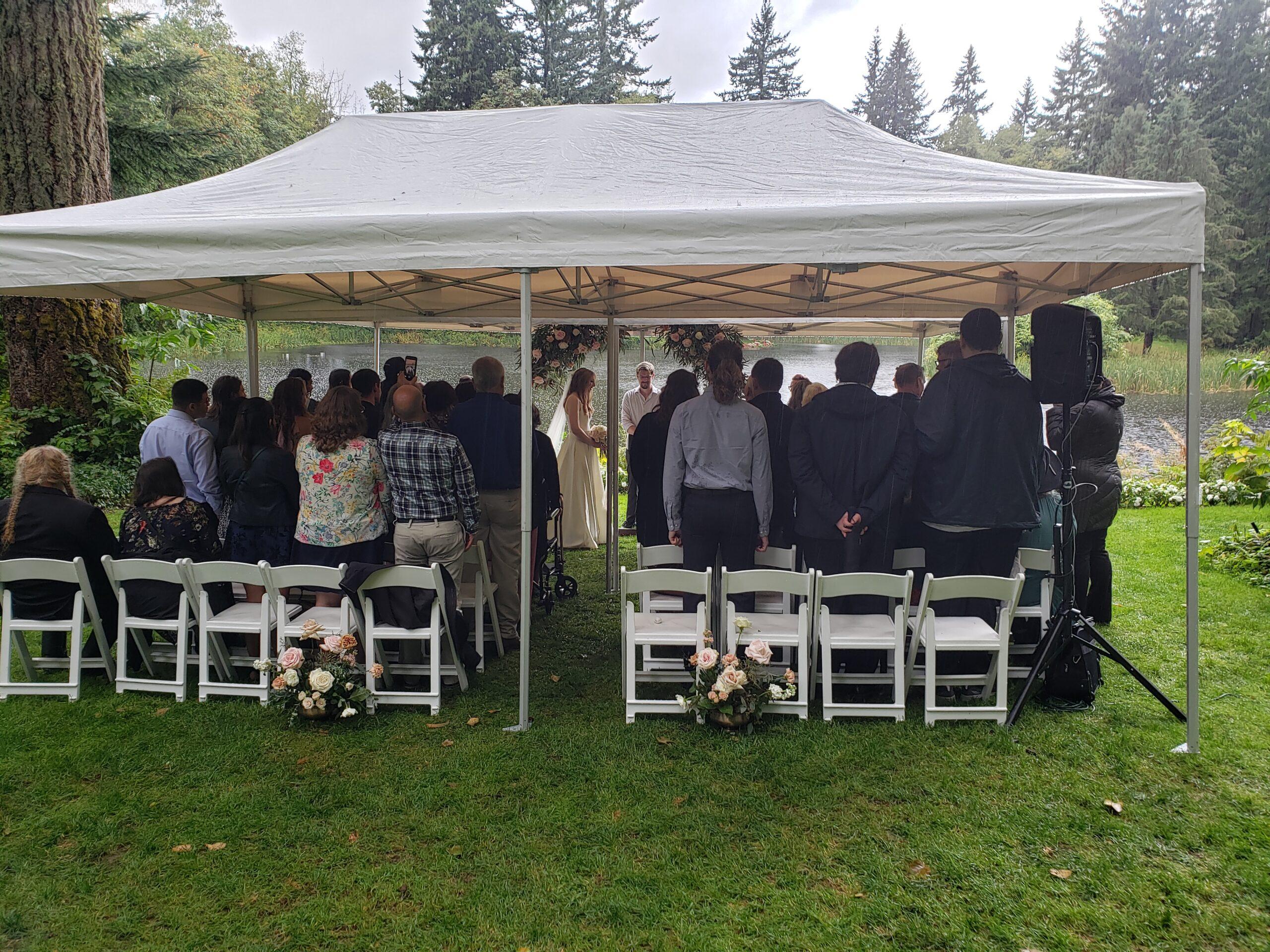 Bridal Veil Lakes Wedding (9-18-2021)