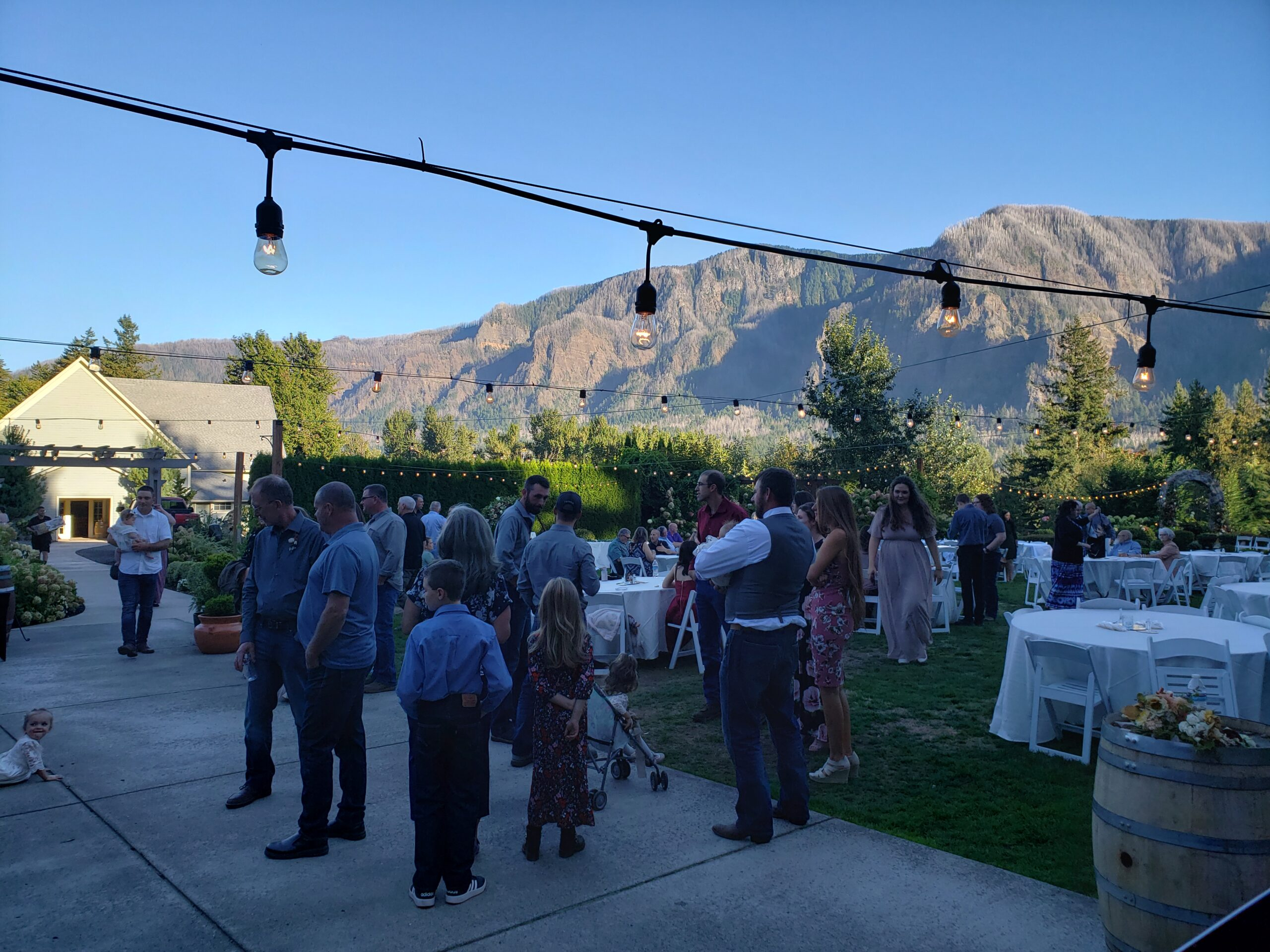 Cape Horn Estate Wedding Stevenson WA (9-24-2021)