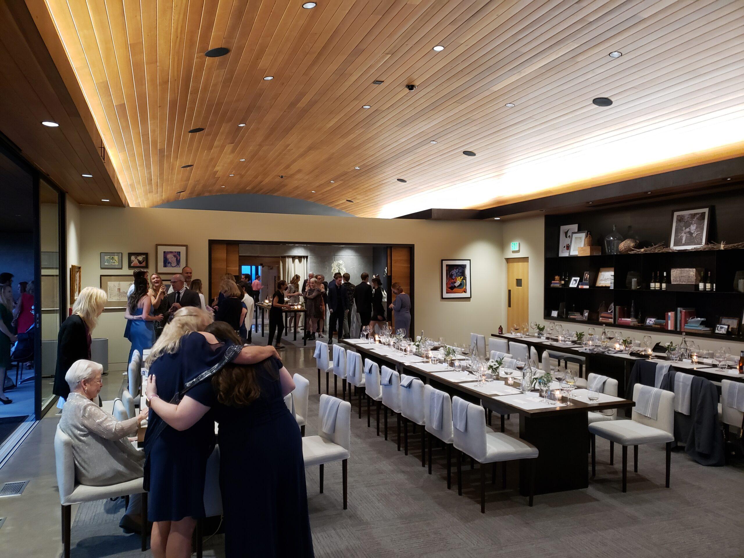 Sherwood Oregon Ponzi Vineyards Wedding (9-25-2021)