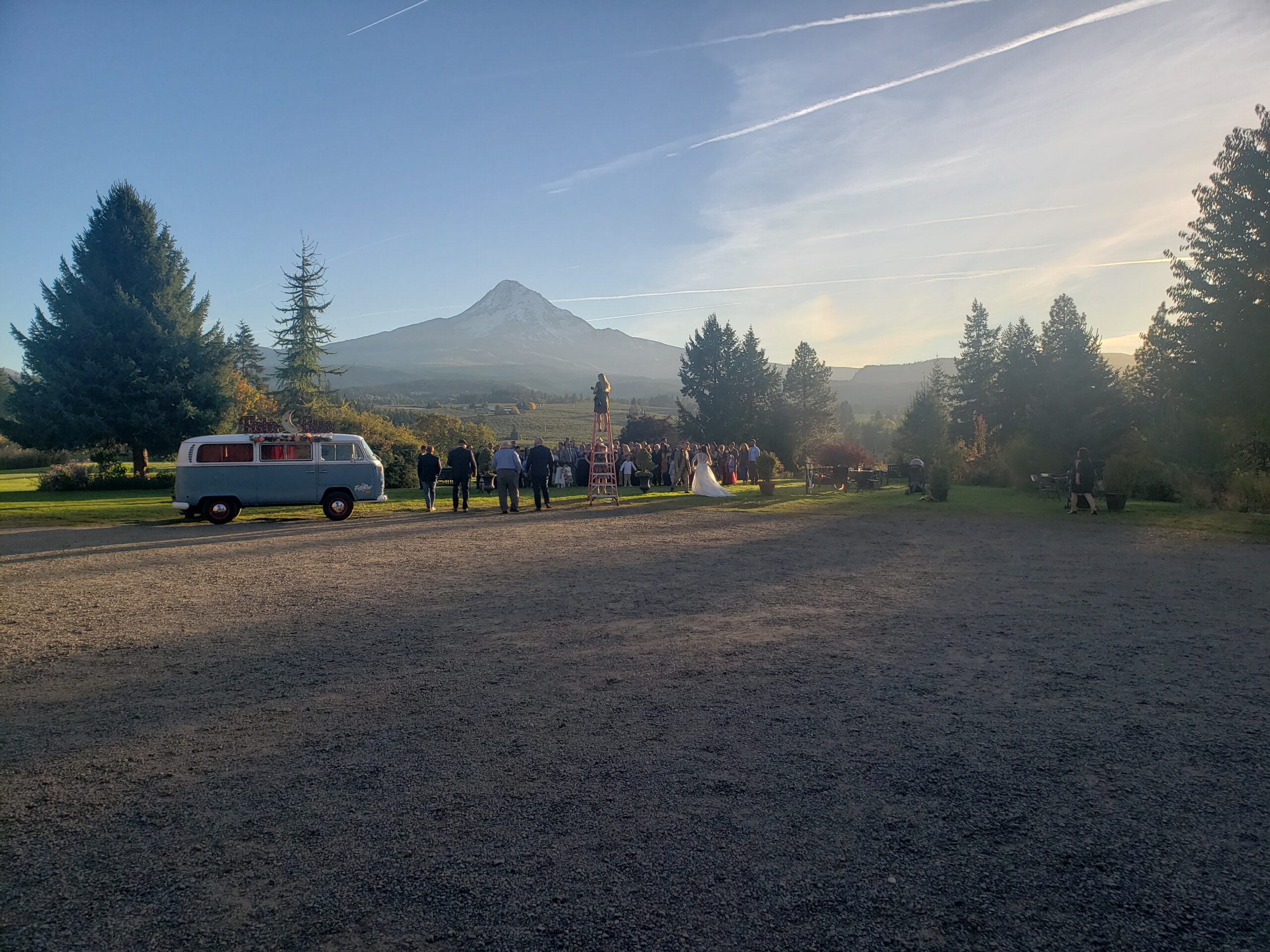 Mt. Hood Organic Farms Wedding (10-3-2021)